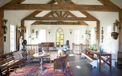 Eclectic Country Style In Tennessee