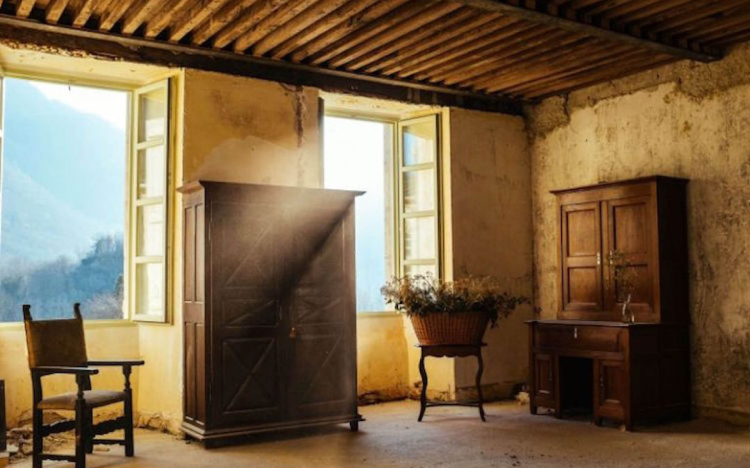 A Château Renovation Like No Other